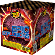 Firework Aerial Finale Epic Explosions Thumbnail 1