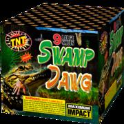 500 Gram Firework Aerial Finale Swamp Dawg Thumbnail 1