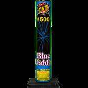 Firework Aerial Finale #500 Shell Blue Dahlia Thumbnail 1
