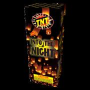 Firework Fountain Into The Night Thumbnail 1
