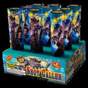 500 Gram Firework Aerial Finale Shot Caller Thumbnail 1