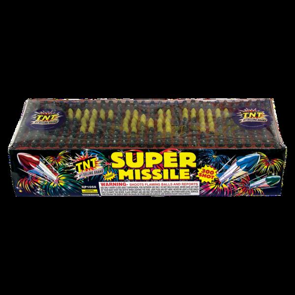 Firework Aerial Finale Saturn Missile 300 Shot