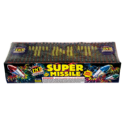 Firework Aerial Finale Saturn Missile 300 Shot Thumbnail 1