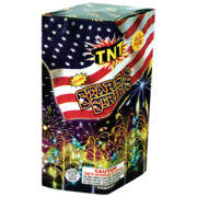 Firework Fountain Stars & Stripes Thumbnail 1