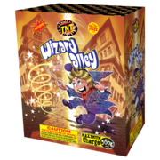 500 Gram Firework Fountain Wizard Alley Thumbnail 1