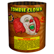 Firework Aerial Finale Zombie Clown Thumbnail 1