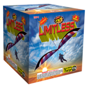 500 Gram Firework Aerial Finale Limitless Thumbnail 1
