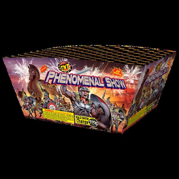 500 Gram Firework Aerial Finale Phenomenal Show