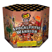 500 Gram Firework Aerial Finale Apocalyptic Warrior Thumbnail 1