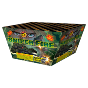 500 Gram Firework Aerial Finale Sniper Fire Thumbnail 1