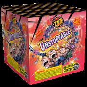 500 Gram Firework Aerial Finale Unstoppable Thumbnail 1