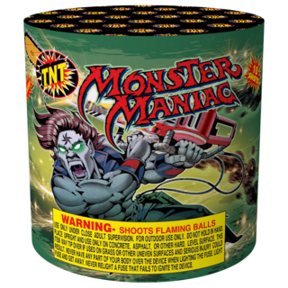 Monster Maniac