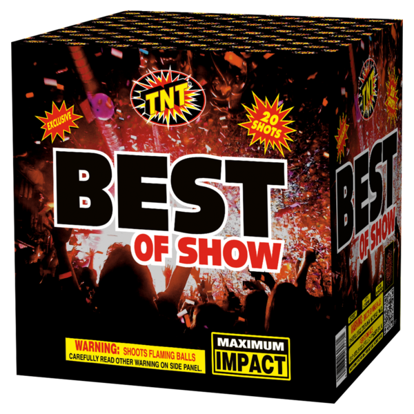 500 Gram Firework Supercenter Best Of Show