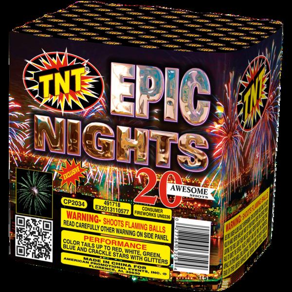 Firework Supercenter Epic Nights