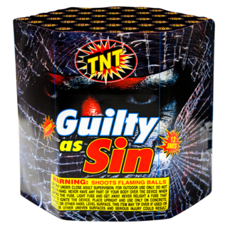 Firework Supercenter Guilty As Sin