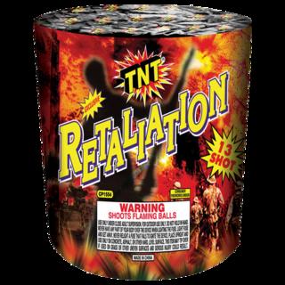 Firework Aerial Finale Retaliation