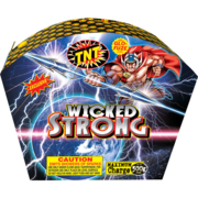 500 Gram Firework Fountain Wicked Strong Thumbnail 1