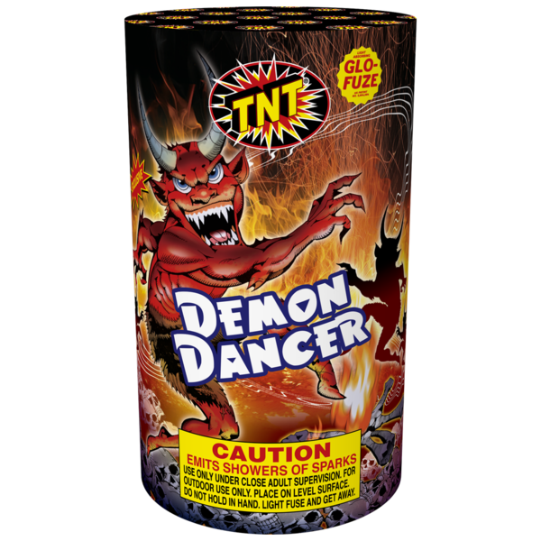 Firework Supercenter Demon Dancer