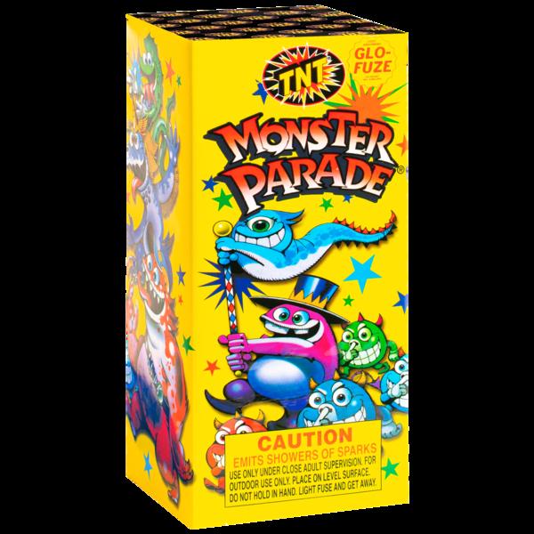 Firework Supercenter Monster Parade