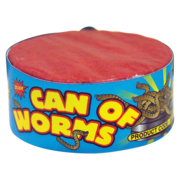 Firework Novelty Sparkler Can Of Worms Thumbnail 1
