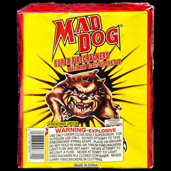 Firework Firecracker Mad Dog Firecrackers 40/16