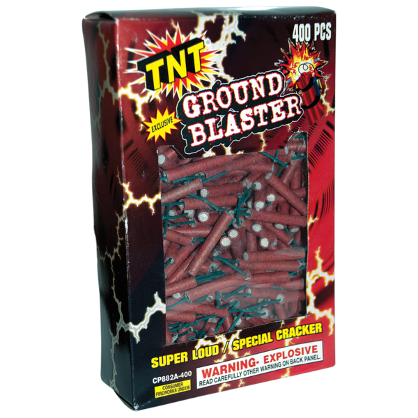 Firework Supercenter Ground Blaster