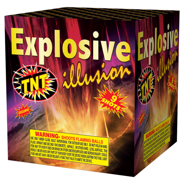 Firework Supercenter Explosive Illusion