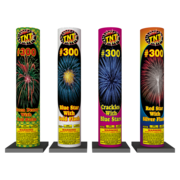 Firework Reloadable #300 Assorted Thumbnail 1