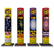 Firework Reloadable #100 Assorted Thumbnail 1