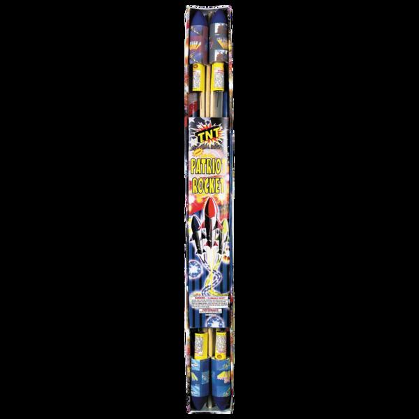 Firework Rocket Missile Patriot Rocket