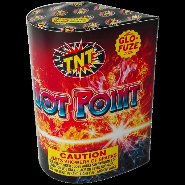 Firework Fountain Hot Point