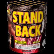 500 Gram Firework Fountain Stand Back Thumbnail 1