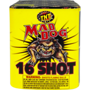 Firework Aerial Finale Mad Dog 16 Shot Thumbnail 1