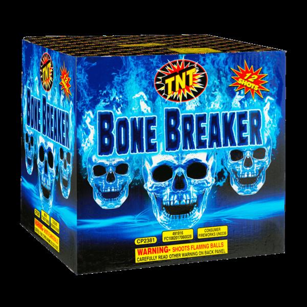 Firework Aerial Finale Bone Breaker