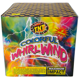 Colorful Whirlwind