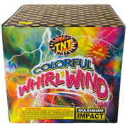 500 Gram Firework Aerial Finale Colorful Whirlwind Thumbnail 1