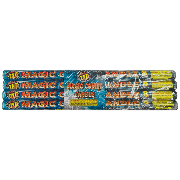 Firework Roman Candle Magic Comet Candle