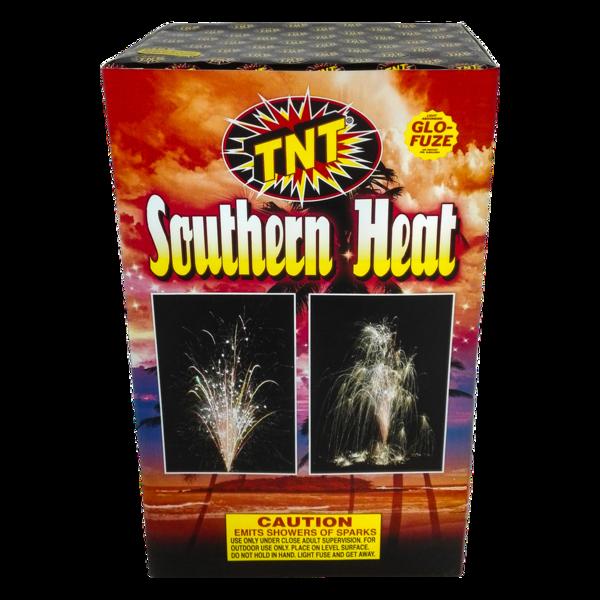 Firework Fountain Southern Heat