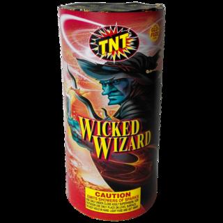 Firework Fountain Wicked Wizard