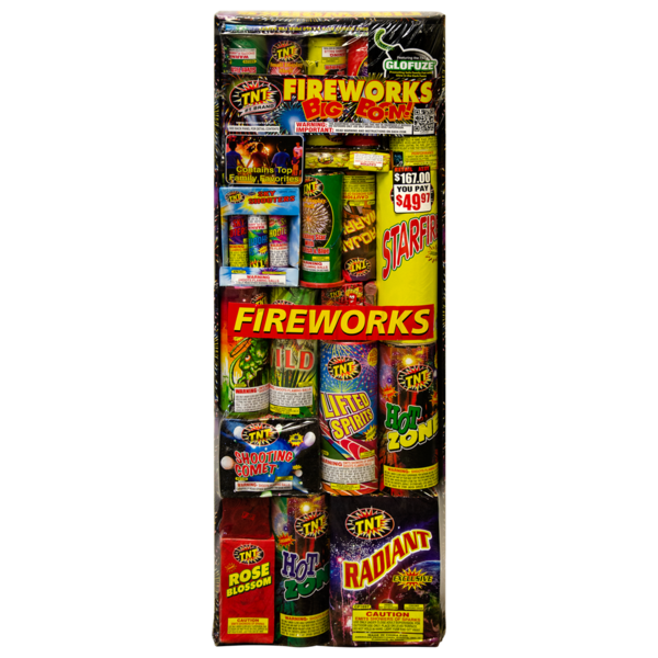 Firework Assortment Big Boom