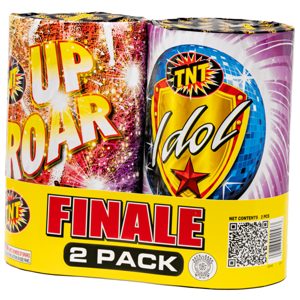 Firework Fountain Finale 2 Pack