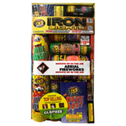 Firework Assortment Iron Lights Thumbnail 1