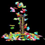 Firework Novelty Sparkler Celebration Confetti Cannon Thumbnail 1
