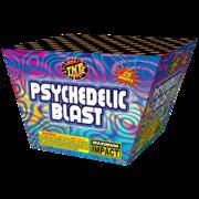 500 Gram Firework Aerial Finale Psychedelic Blast Thumbnail 1