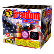 500 Gram Firework Aerial Finale Freedom Eagle Thumbnail 1