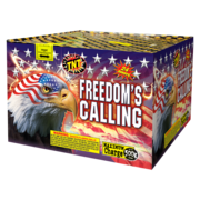 500 Gram Firework Aerial Finale Freedom's Calling Thumbnail 1