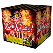 500 Gram Firework Aerial Finale No Excuse! Thumbnail 1