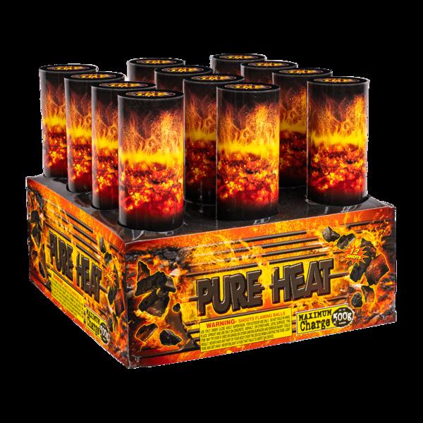 500 Gram Firework Aerial Finale Pure Heat