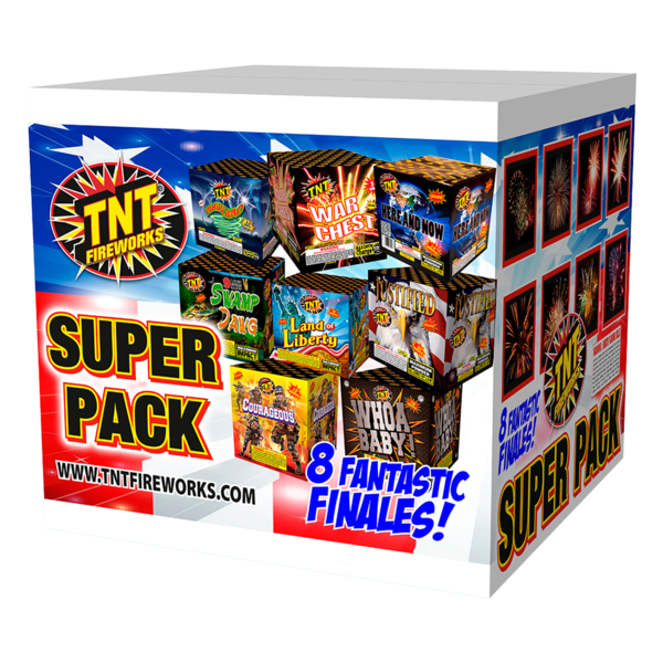 500 Gram Firework Aerial Finale Super Finale Pack