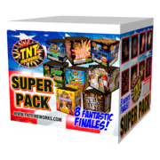 500 Gram Firework Aerial Finale Super Finale Pack Thumbnail 1